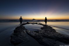 https://flic.kr/p/FgKWUB | Muriwai Beach, New Zealand | Our plans for today fell apart and we were left deciding what to do. On advice from a friend we went to check out Muriwai Beach. Ended up staying for sunset and what a cracker it was!  Facebook Instagram - paulsjones86