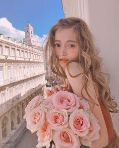 Pin by HauYi?♥️ on Beautiful girl all over the world ♡ in 2020 Princess Aesthetic, Aesthetic Girl, Beautiful Girl Image, Beautiful People, Sweet Girls, Cute Girls, Little Girl Models, Western Girl, Girl Face