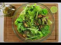 Kinoalı Avokado Salatası - İdil Tatari - Yemek Tarifleri - YouTube