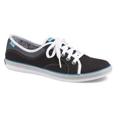 black leather keds for girls