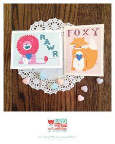 emily balsley's valentine's printable for happy happy art collective