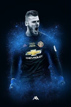 Manchester United Wallpapers De Gea de gea - If you think good design is expensive, you should look at the cost of bad design. Poster 'de gea - If you think good design is expensive, you should look at the cost of bad design. Manchester United Wallpaper, Manchester United Players, Arsenal Football, Football Art, Football Doodle, Good Soccer Players, Football Players, Cr7 Messi, Neymar