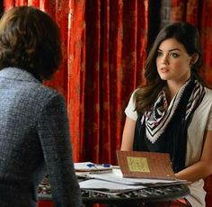 "Pretty Little Liars Burning Question: Does Ezra's Mom Know He's ""A""?"