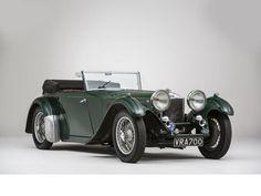 1930 Invicta 4½-Litre S-Type Low-chassis Drophead Coupé 'Salamander'  Chassis no. S106 Engine no. 7408