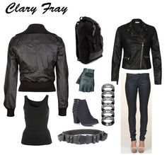 Clary Fray; The Mortal instruments City of Bones; Need this WHOLE outfit for my Halloween costume....and for other day wearing :)