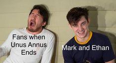 Ethan Crankgameplays, Mark And Ethan, Jack And Mark, Darkiplier, Roblox Memes, Momento Mori, Art Memes, Dan And Phil, Stupid Memes