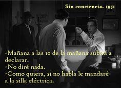 Sin conciencia. The Enforcer. 1951. Director: Bretaigne Windust