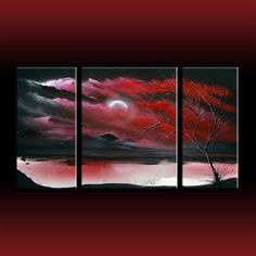 abstract landscape 282  canvas art red black 550    ...BTW,Please Check this out:  http://artcaffeine.imobileappsys.com