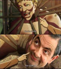 Bean ...