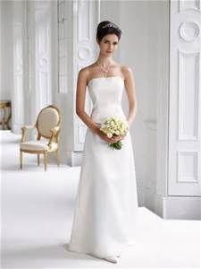 Tendance Robe De Mariée 2017/ 2018 : simple weddingdress