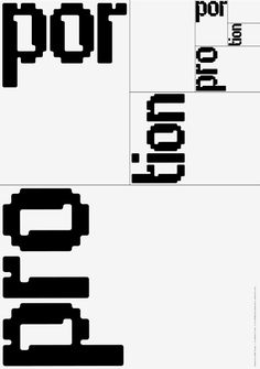 Dark Side of Typography — (via 2006-proportion.jpg (900×1278))