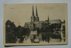 Germany Zunk Schleswig-Holstein Lubeck Luebeck Dom und Museum architecture