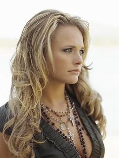 Miranda Lambert is my role model. She is an amazing woman, inside and out, judging by her music. She sings of strength, courage & love; everything a girl needs to believe in! She has such a good heart and truly is an inspiration!