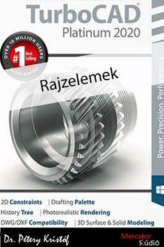 turbocad_platinum_2020_rajzelemek Photorealistic Rendering, Autocad, Surface, Palette, Books, Palette Table, Livros, Pallets, Book
