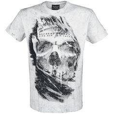 "Alchemy England Camiseta ""The Shadow Of The Pact"" Blanco • Compra ahora! • EMP"