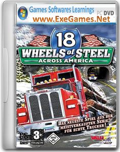 18 Wheels Of Steel Across America Free Download PC Game Full Version - Exe Games - PC Games and Softwares