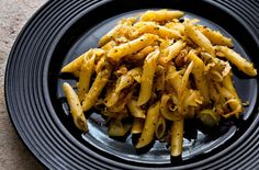 Pasta With Caramelized Cabbage, Anchovies and Bread Crumbs Try substituting capers for anchovies