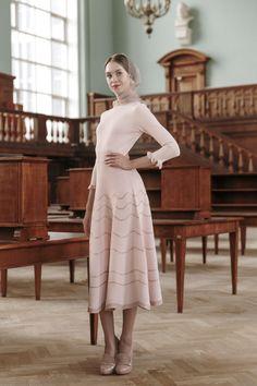 Ulyana Sergeenko коллекция | Коллекции осень-зима 2016/2017 | Москва | VOGUE