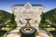 Extraordinary Property of the Day: Majestic French-inspired Château in Melbourne, Australia