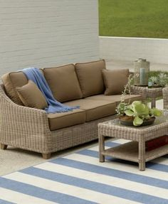 Willough Outdoor Seating Collection | macys.com
