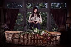 """Caitlin Doughty, a funeral director, says, """"Maybe we need to look and say, 'Wow, let's look at this beautiful, natural corpse.'"""""""