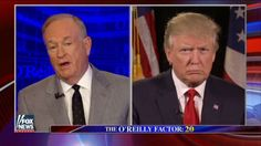 Donald Trump To Bill OReilly: NBC Releasing 2005 Bus Tape Was An...