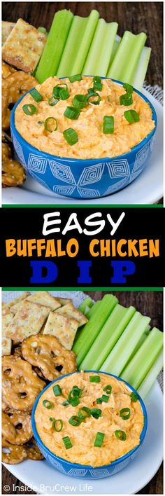 Easy Buffalo Chicken