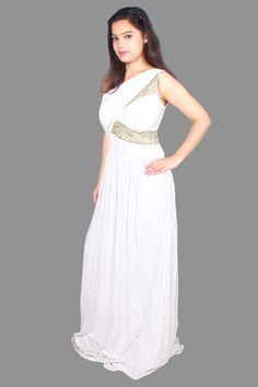 """Bella Stiles:-""""Western Dress""""  To place #Orders : (#USA):610-616-4565, 610-994-1713; (#India):99-20-434261; E-MAIL:market@bellastiles.com, wholesale@bellastiles.com  #BellaStiles #WesternDress #InHouseProduct #DesignerDress #Stylish #Fashion #OnlineShopping #FreeShipping #eCommerce"""