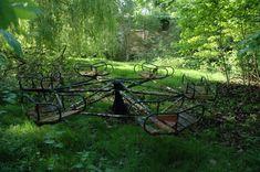 Urbex - Abandoned Carousel