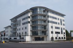 Chadwell Heath, one of our personal favourites. Contract to supply and install all external doors and windows. External Doors, Stunning Photography, Over The Years, Multi Story Building, Commercial, Windows, Architecture, Arquitetura, Outdoor Gates
