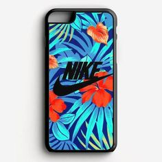Nike Floral iPhone 8 Plus Case