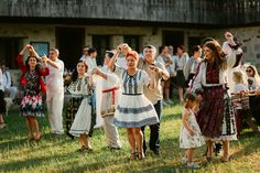 Iulia-Andrei-traditional romanian wedding_land of white deer Folk Costume, Costumes, Romanian Wedding, Central And Eastern Europe, Civilization, Deer, Marriage, Traditional, Couples