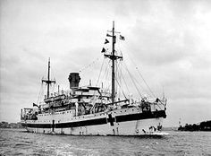 Australian Hospital Ship (AHS) Centaur was a hospital ship which was attacked and sunk by a Japanese submarine off the coast of Queensland, Australia, on 14 May 1943. Of the 332 medical personnel and civilian crew aboard, 268 were killed. A search team announced on 20 December 2009 that they had found Centaur that morning 30 nautical miles (56 km; 35 mi) east of Moreton Island.