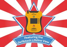 Have you heard about our spotlight #AED? The Defibtech Lifeline View is perfect for users of all experience levels with it's interactive LCD screen and #CPR guidance.