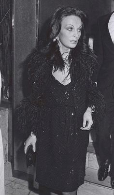 DVF!!! Glam Rock look 1975