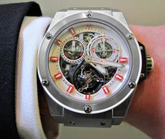Hublot King Power Cathedral Gong Tourbillon Minute Repeater
