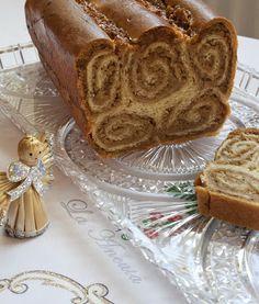 Strudel, Romanian Food, Bread Cake, Sweet Bread, Bread Baking, Peanut Butter, Deserts, Food And Drink, Dessert Recipes