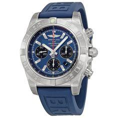 Breitling Chronomat 44 Flying Fish Automatic Men's Watch AB011010-C789BLPT3