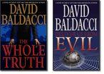 David Baldacci.  Love his books!