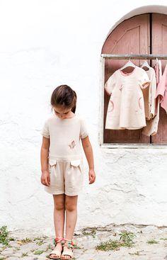 falham jumpsuit ss17 by kokori #jumpsuit #girlswear #kidsfashion #girls #ss17 #2017#cute #children #kids #childrenphoto #shooting #trend #fashiontrend #pretty #prettykids #cutekids