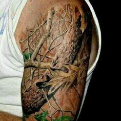 Camo tattoo my sisters boyfriend wants this