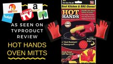 Hot Hands, See On Tv, Product Review, Cool Kitchens, Work On Yourself, Oven, Ovens