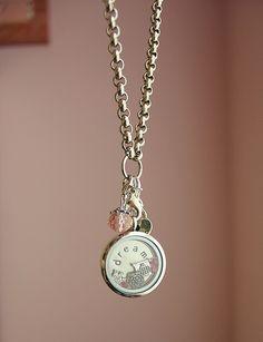 South Hill Designs locket & chain