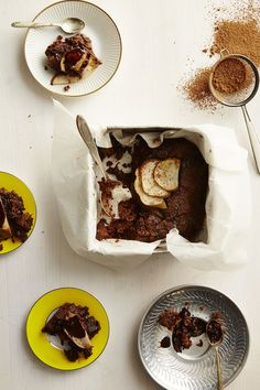 The IQS Zucchini and Pear Brownie can be found in the new One-Pot Wonders e-Book!