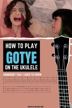 Ukulele Tabs Songs, Ukulele Fingerpicking Songs, Ukulele Songs Beginner, Ukulele Tuning, Guitar Chords For Songs, Music Chords, Ukelele Soprano, I Love Music, Cello