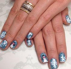Christmas nail Inspiration