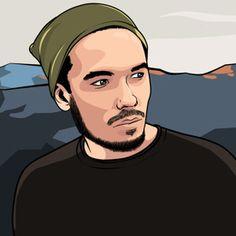 Ознакомьтесь с моим профилем в @Behance: https://www.behance.net/klerrslavic060