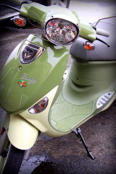 Buddy 50 By Julia Rozental Nancy Sempson Beach City Moped