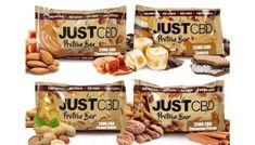 JustCBD Protein Bars - CBD Men's Lifestyle