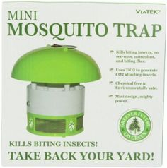 $10.76 (50% Off) on LootHoot.com - Viatek Products Mini Mosquito Trap